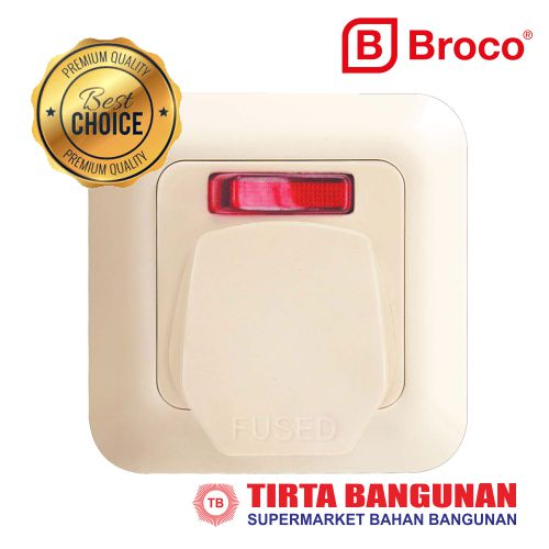 Broco Gracio AC Set BSI STD OB Cream