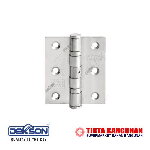 Dekkson Hinge NRP ESS 316 2BB SSS 3X2.5X2.5mm