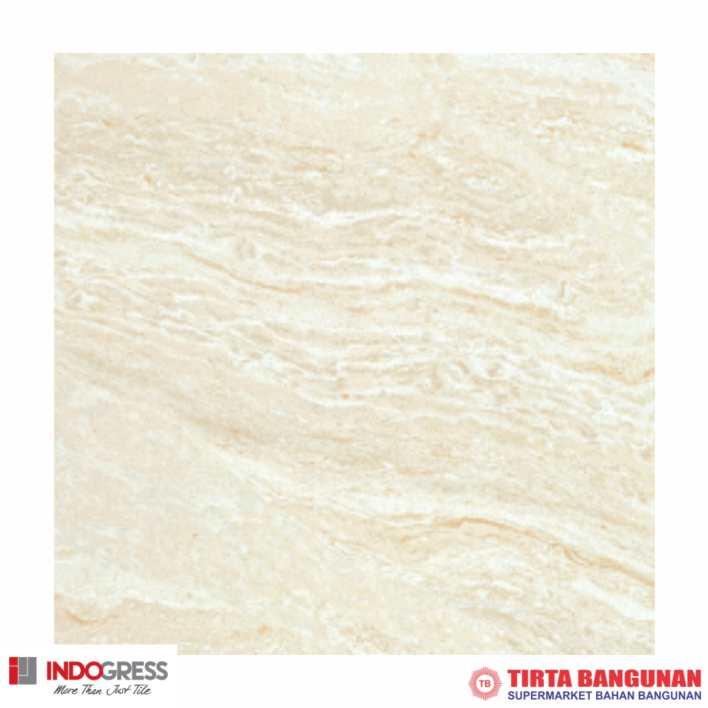 Indogress Crema Perlato 60x60cm