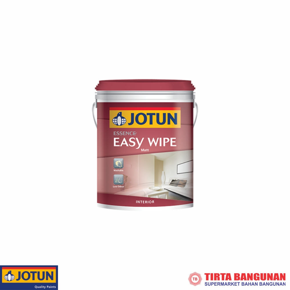 Jotun Essence Easy Wipe 3.5L White