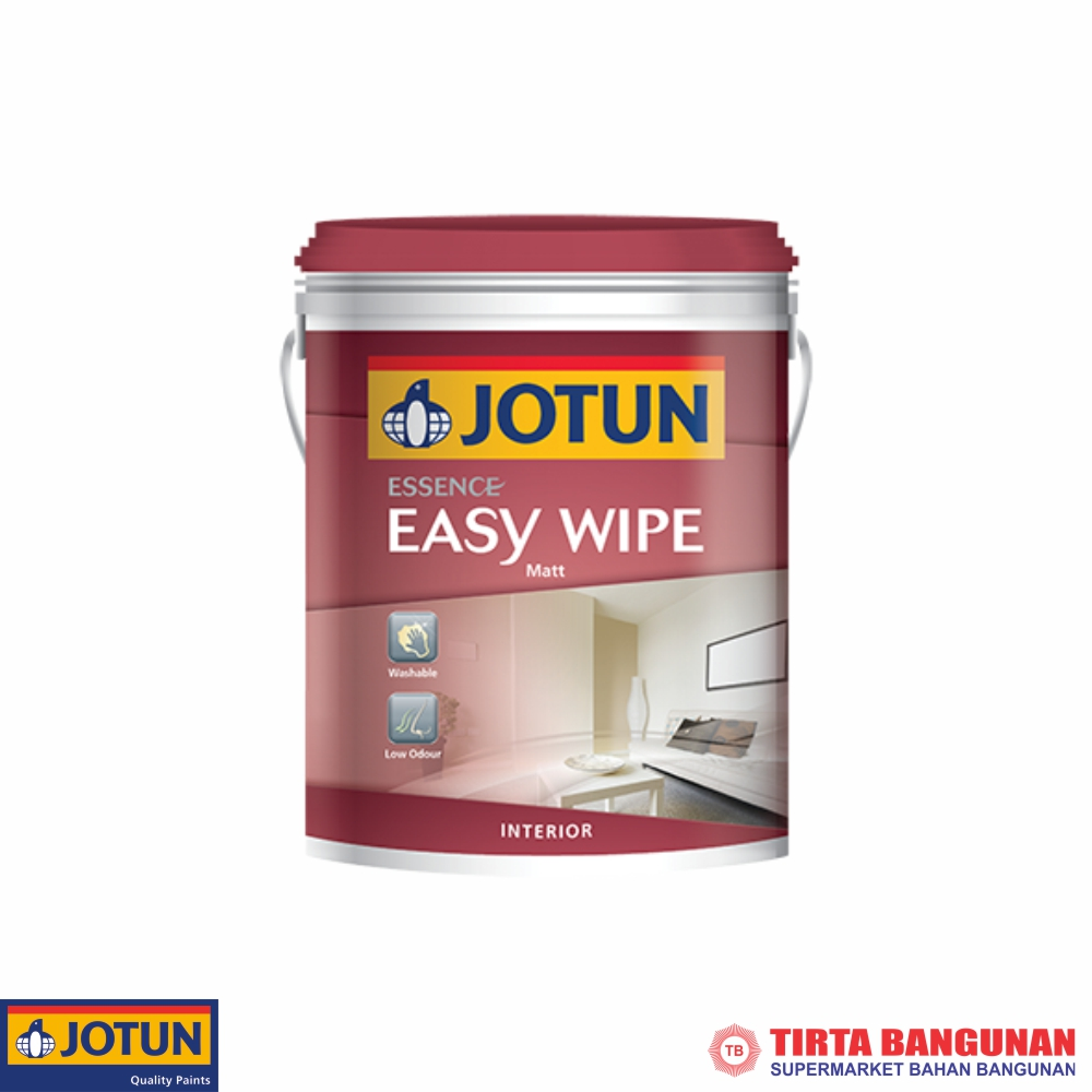 Jotun Essence Easy Wipe 18L White