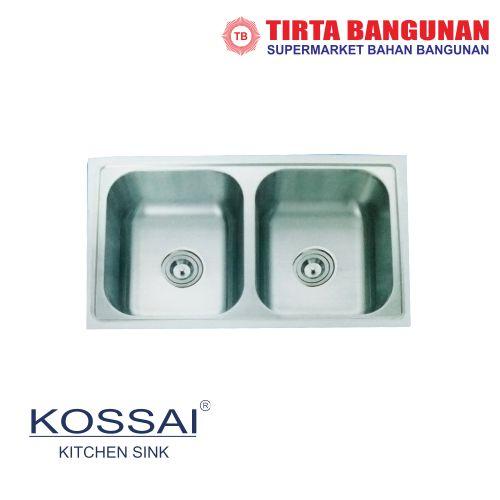 Kossai Kitchen Sink K8050X2