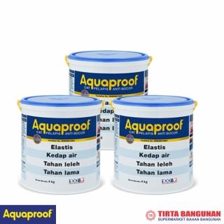 Aquaproof Waterproofing 4 Kg