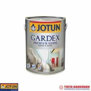 Jotun Gardex Premium Gloss - Semi Gloss 5L White
