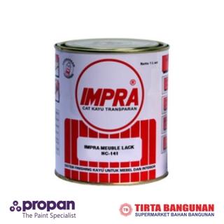 Propan Impra Meuble Lack NC-141 Clear Gloss 1LT