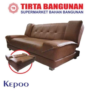 Theda Kepoo Denest 808 Coklat Gelap