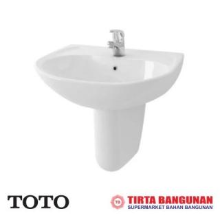 Toto LW241CJW/F2 Lavatory 1 Tap White