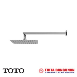 Toto TX488STN Fixed ShowerHead W/ Pipe & Air Drop