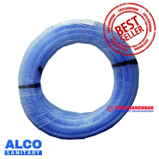 "Alco Reinforce Hose Transparan 3/4"" (15m)"