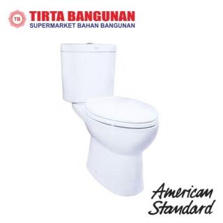 American Standard Newton Dual Flush CCST Toilet White