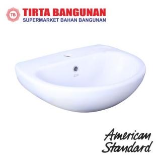 American Standard Studio 50 Wall Hung Lavatory White