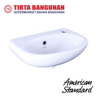 American Standard Studio 45 Wall Hung Lavatory White