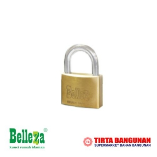 Bellezza Padlock GMB BZ 174-40 BRS