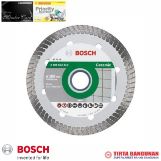 Bosch Ceramic Turbo Mata Potong 106