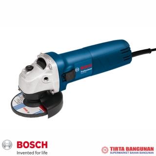 "Bosch GWS 060 Small Angle Grinder 4"""