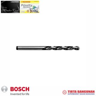 Bosch Mata Bor Besi HSS-G 5 x 52/86 mm