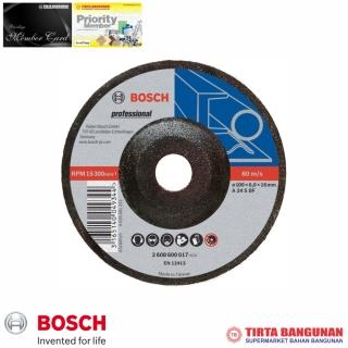 Bosch Metal Grinding Mata Potong 16 mm / 6 mm
