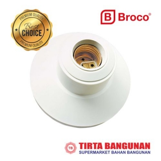 Broco 12101 Fitting Plafon Lux