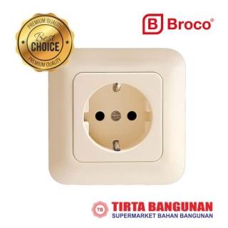 Broco 4154-11 Gracio Stop Kontak Protec