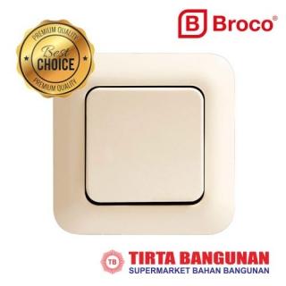 Broco 4163-11 Gracio Saklar Engkel Hotel