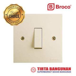 Broco 6611 Saklar Engkel IB