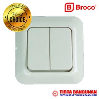 Broco Saklar Seri 4162-11 Gracio
