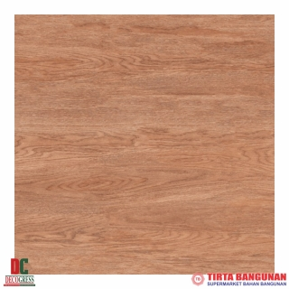 Decogress Red Brentwood 60 x 60 cm (1.44m2)
