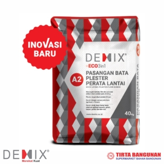 Demix A2 Plester Tutup Buka +ECO3 in 1