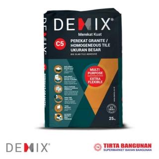 Demix C5 Perekat Granite / HT UK. Besar 25KG