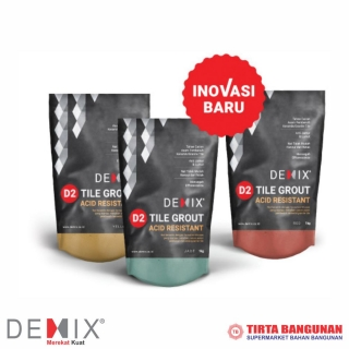 Demix D2 Tile Grout Acid Resistant