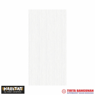 Habitat 25x50 Andara White