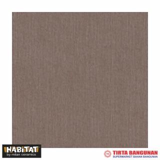 Habitat 50x50 Godiva Brown