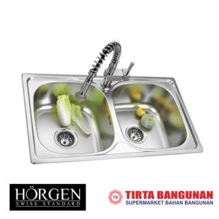 Horgen Sink D945A Veiga 2LB