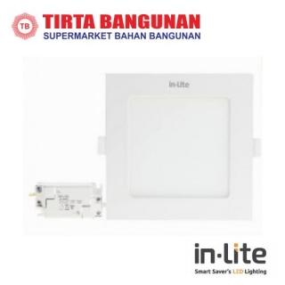 IN-Lite INSS626S Lampu Plafon Outbow Kotak 12 Watt Putih