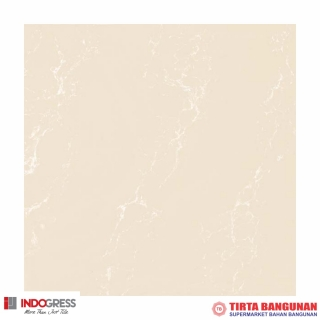 Indogress Bianco Carrara 60x60cm