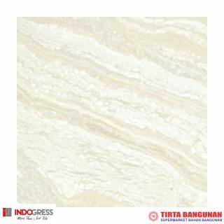 Indogress Bianco Perlato 60x60cm