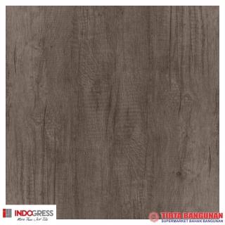 Indogress Brown Oakwood 60x60cm