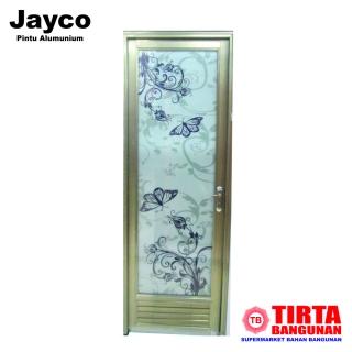 Jayco Pintu Aluminium AL-Champagne 8021