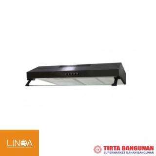 Linea Cooker Hood Slim LSH 601 Black