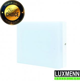 Luxmenn LED Lampu Plafon LUX 39 - 208 18 Watt