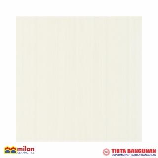 Milan 40x40 Dublin White