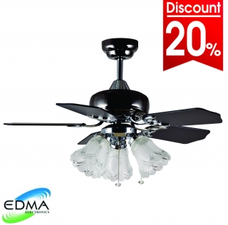 "Mt. Edma Ceiling Fan 30"" Miramar"