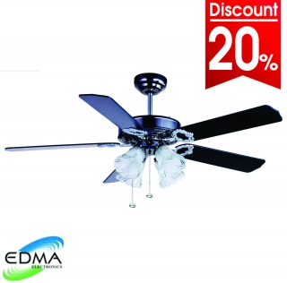 "Mt. Edma Ceiling Fan 52"" Phoenix"