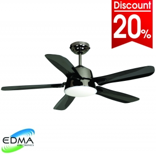 "Mt. Edma Ceiling Fan 46"" Studio"