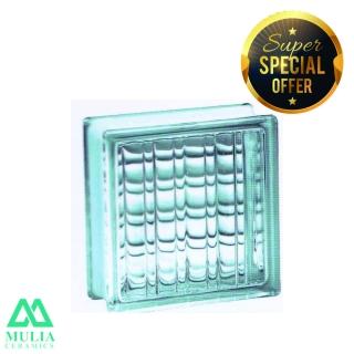 Mulia Glass Block 20x20cm BIMA 80058