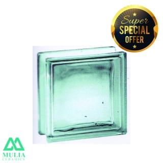 Mulia Glass Block 20x20cm CLEAR 95000