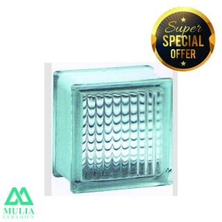 Mulia Glass Block 20x20cm QUADRA 95001