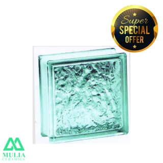 Mulia Glass Block 20x20cm TOBA 95052