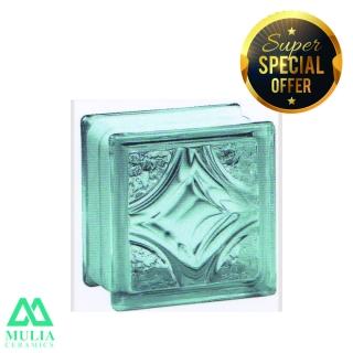Mulia Glass Block 20x20cm VESTA 95009