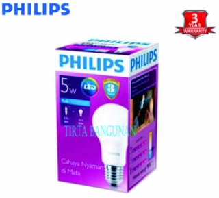 Philips LED Bulb 5 Watt E27